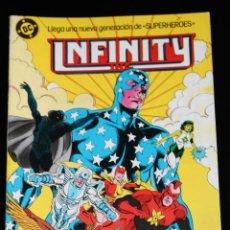 Cómics: INFINITY INC 8 ZINCO. Lote 46763160