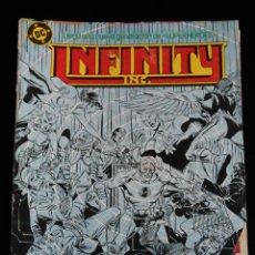 Cómics: INFINITY INC 9 ZINCO. Lote 46763178