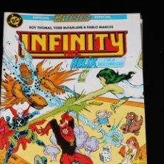 Cómics: INFINITY INC 13 ZINCO. Lote 46763221