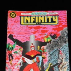 Cómics: INFINITY INC 16 ZINCO. Lote 46763267