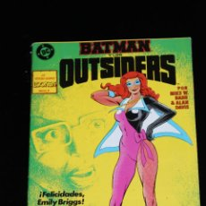 Cómics: BATMAN Y LOS OUTSIDERS 23 ZINCO. Lote 46763439