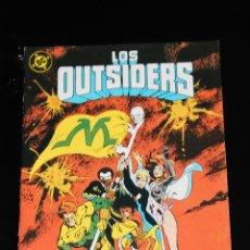 Comics: BATMAN Y LOS OUTSIDERS 25 ZINCO. Lote 46763465