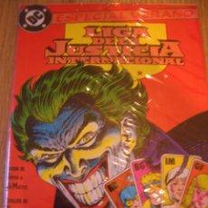 Cómics: LIGA DE LA JUSTICIA INTERNACIONAL ESPECIAL VERANO #3 (ZINCO, 1989). Lote 46794415