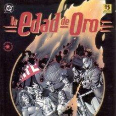 Cómics: COMPLETA - LA EDAD DE ORO # 1 AL 4 (ZINCO,1994) - GOLDEN AGE - PAUL SMITH - PRESTIGE. Lote 46872256