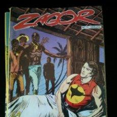 Cómics: ZAGOR Nº 11 - LA REBELION DE LOS ZOMBIES - ZINCO 1983. Lote 46919461