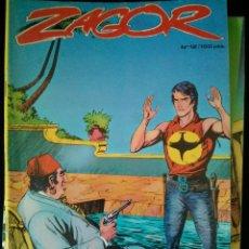 Cómics: ZAGOR Nº 12 - HAMMAD EL EGIPCIO (1982) ED. ZINCO. Lote 46919571