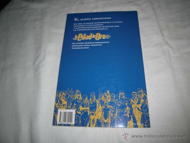 Cómics: LA EDAD DE ORO LIBRO TRES.DC COMICS.JAMES ROBINSON.PAUL SMITH,RICHARD ORY - Foto 4 - 46963625