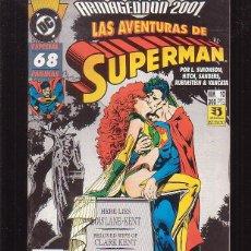 Cómics: ARMAGEDDON 2001 Nº 10 SUPERMAN -EDITA : ZINCO DC. Lote 126525408