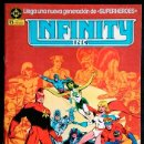 Cómics: INFINITY INC Nº 1 / DC / ZINCO 1986 ( ROY THOMAS & JERRY ORDWAY ). Lote 47031430