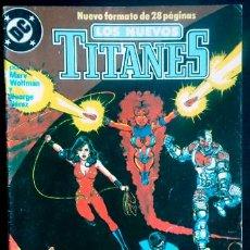 Cómics: LOS NUEVOS TITANES VOL 2 Nº 1 / DC / ZINCO 1989 (MARV WOLFMAN & GEORGE PEREZ). Lote 47041144