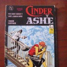 Cómics: CINDER Y ASHE Nº 3 EDICIONES ZINCO C2. Lote 47042958