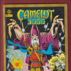 Cómics: EDICIONES ZINCO-CAMELOT 3000-DOS TOMOS-DESDE EL 1 AL 9-AÑO 1983-IMPRESO EN ESPAÑA*. Lote 47221157