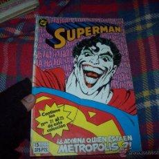 Cómics: MAGNÍFICO TOMO DE SUPERMAN QUE CONTIENE LOS Nº 21 AL 25. DC-ED.ZINCO. VER FOTOS.. Lote 47342781
