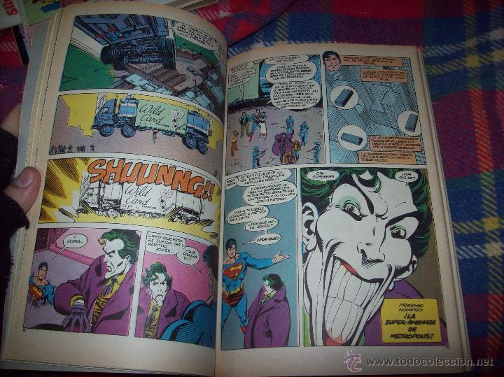Cómics: MAGNÍFICO TOMO DE SUPERMAN QUE CONTIENE LOS Nº 21 AL 25. DC-ED.ZINCO. VER FOTOS. - Foto 7 - 47342781