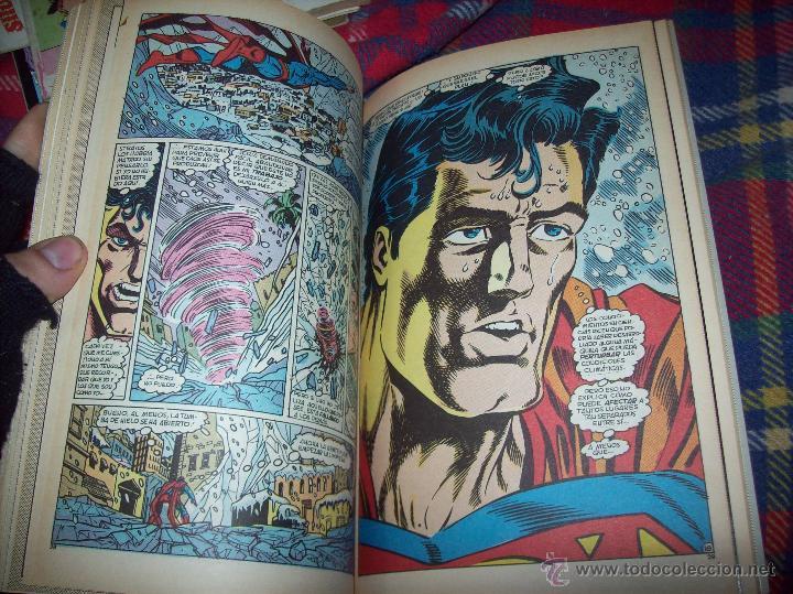 Cómics: MAGNÍFICO TOMO DE SUPERMAN QUE CONTIENE LOS Nº 21 AL 25. DC-ED.ZINCO. VER FOTOS. - Foto 10 - 47342781