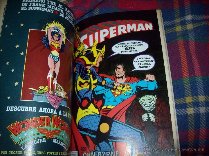 Cómics: MAGNÍFICO TOMO DE SUPERMAN QUE CONTIENE LOS Nº 21 AL 25. DC-ED.ZINCO. VER FOTOS. - Foto 11 - 47342781