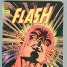 Cómics: FLASH RETAPADO TACO NUMEROS DEL 11 AL 14 AÑOS 80. Lote 47401965