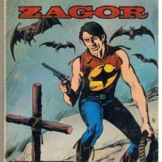 Fumetti: ZAGOR. Nº 1. ¡ANGUSTIA!. EDCIONES ZINCO 1982. (C/A27). Lote 47435516