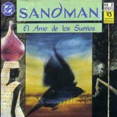 Cómics: SANDMAN VOL 1 LOTE DE 6 Nº (2-3-9-13-14-16). Lote 47444381