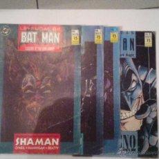 Comics - LEYENDAS DE BATMAN - 4 NUMEROS - CJ 7 - 47523313