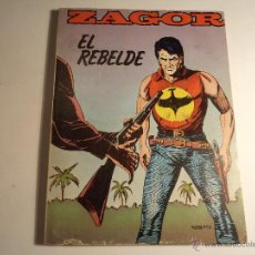 Cómics: ZAGOR. Nº 6. ZINCO. (E-1).. Lote 47523769