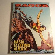 Cómics: ZAGOR. Nº 8. ZINCO. (E-1).. Lote 47523784