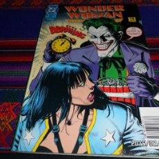 Cómics: WONDER WOMAN Nº 2 LA TRAMPA DEL JOKER. ZINCO 1996. 775 PTS. BUEN ESTADO.. Lote 84217575