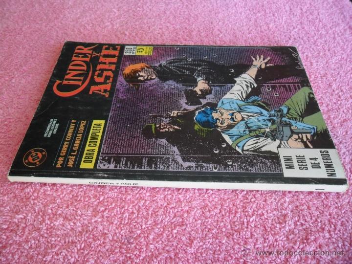 Cómics: cinder y ashe 1 2 3 4 ediciones zinco 1990 obra completa gerry conway garcía lópez - Foto 7 - 47631003