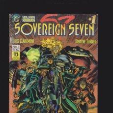 Cómics: SOVEREIGN SEVEN LOS SIETE SOBERANOS - EDICIONES ZINCO. Lote 47738977