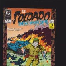 Cómics: EL SOLDADO DESCONOCIDO, COLECCION COMPLETA 10 EJEMPLARES -EDITA : EDICIONES ZINCO. Lote 47759056