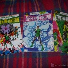 Cómics: MAGNÍFICO LOTE DE GREEN LANTERN ( Nº 6,TOMO QUE INCLUYE Nº 8,9,10,11,12 Y Nº 11).DC-ED.ZINCO. FOTOS.. Lote 47761199