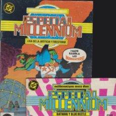 Fumetti: ESPECIAL MILLENNIUM Nº 1 Y 2 -EDITA : EDICIONES ZINCO ( OFERTA ). Lote 98142280