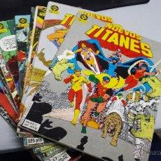 Cómics: NUEVOS TITANES VOL 1 ¡ LOTE 26 NUMEROS ! ZINCO. Lote 98431736