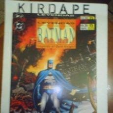 Cómics: LEYENDAS DE BATMAN Nº 38 Y 39. 'MASK' HISTORIA COMPLETA. Lote 47902600