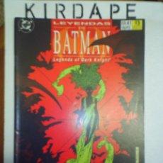 Cómics: LEYENDAS DE BATMAN Nº 41. Lote 47903763
