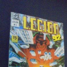 Cómics: LEGION 92 - RETAPADO - Nº 3 - CONTIENE LOS NUMEROS 11 AL 15- ZINCO.. Lote 48056147