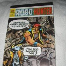 Cómics: DOS TEBEOS COMIC ROBO HUNTER MC REPATADOS CUATRO Nº CADA UNO 1 AL 4 Y DEL 5 AL 8 AÑO 1986. Lote 48162170