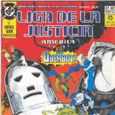 Liga de la Justicia América . nº 42