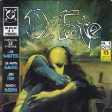 Cómics: DR. FATE (MAXISERIE) LOTE DE 6 Nº 1-3-4-5-6-9 (ZINCO). Lote 48285833