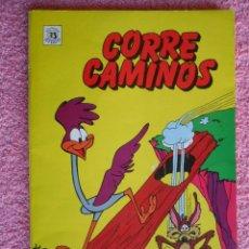Cómics: CORRECAMINOS ALBUM 1 ZINCO 1987 WARNER BROS TOMO 175 PESETAS. Lote 48338279