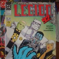 Cómics: LEGION 92 Nº 14 - ZINCO (DC) . Lote 48377374