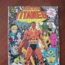 Cómics: NUEVOS TITANES Nº 46 ZINCO C3. Lote 48389349