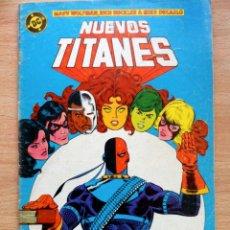 Cómics: LOS NUEVOS TITANES # 44. EL JUICIO DE TERMINATOR CONTINUA.. Lote 4419335