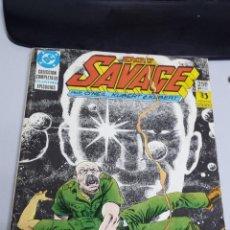 Cómics: DOC SAVAGE ¡ OBRA COMPLETA RETAPADO 4 NUMEROS ! DC - ZINCO. Lote 48533981