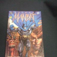 Cómics: BATMAN - MANBAT - LIBRO DOS - ZINCO - . Lote 48959156