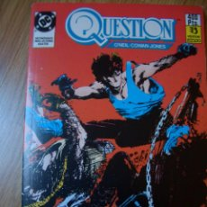 Cómics: THE QUESTION #21-25 (RETAPADOS) (ZINCO, 1990+). Lote 48986628