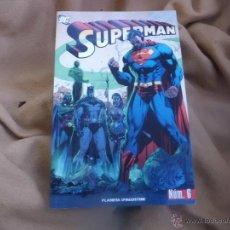 Cómics: SUPERMAN Nº 6. Lote 49055148
