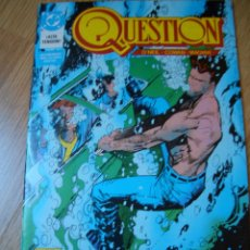 Cómics: QUESTION #13 (ZINCO, 1989). Lote 49075627