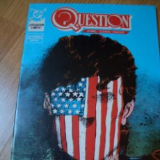 Cómics: QUESTION #14 (ZINCO, 1989). Lote 49075708