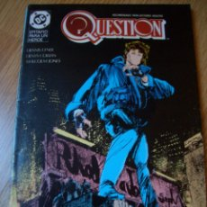 Cómics: QUESTION #15 (ZINCO, 1989). Lote 49075928